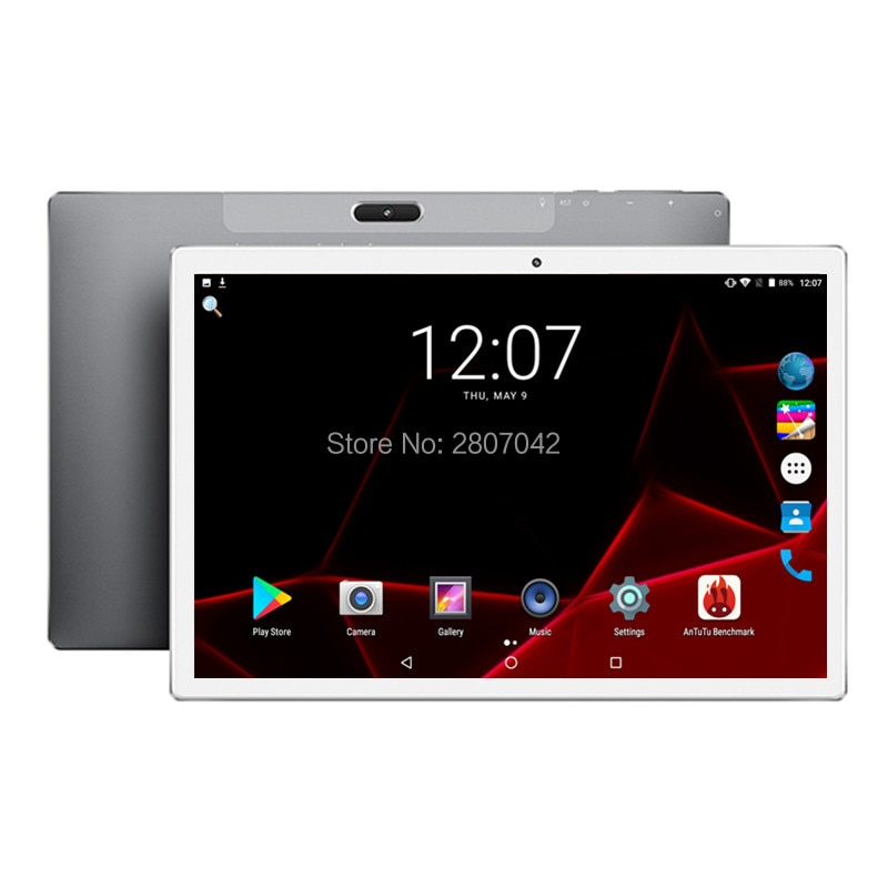Más LSKDZ X20 10,1 pulgadas Tablet MT6797 X27 Deca Core 1920*1200 de 2,5 K IPS pantalla Dual 4G de 3GB de RAM 32GB ROM Android 8,0 Tablet pc