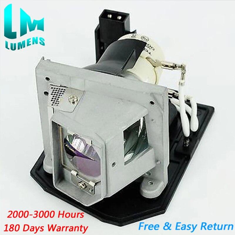 BL-FU240A استبدال مصباح مع السكن ل OPTOMA DH1011 ، EH300 ، HD131X ، HD25 ، HD25-LV ، HD2500 ، HD30 ، HD30B ، SP.8RU01GC01 أجهزة العرض