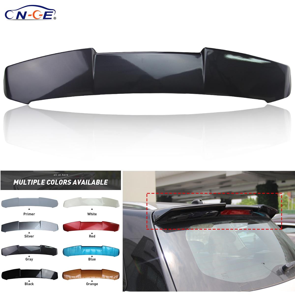 for suzuki vitara rear spoiler Tail Wing ABS gloss black Auto Rear Trunk Roof Refit Car exterior accessories 2020 2019 2018 2017