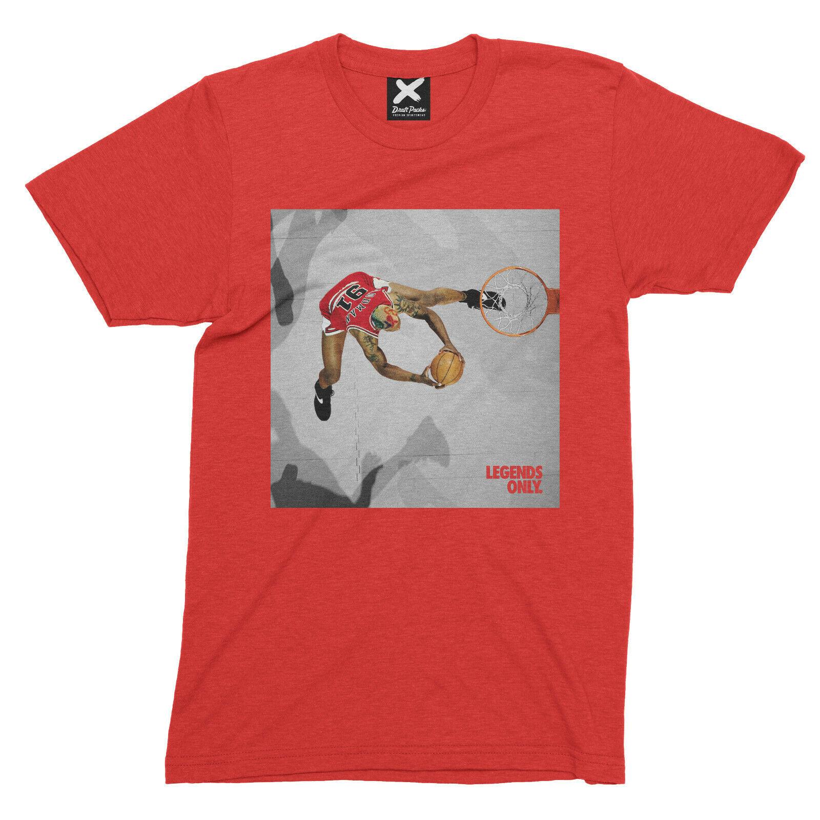 Dennis Rodman rebote camiseta Chicago el gusano último baile