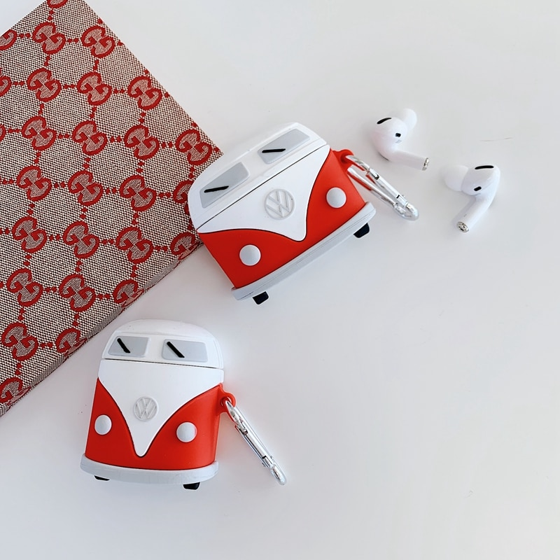 Funda de moda para Apple Airpods Pro, funda suave de TPU para auriculares Airpods pro, funda para Airpods 2 Airpods 1 inalámbricos