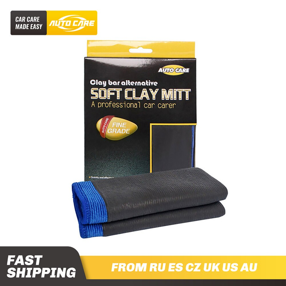 Auto Care Fine Grade Heavy Duty Car Magic Clay Cloth Clay towel Shine Microfiber Cleaning Clay Cloth Detailing & Polishing Job