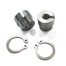البليت الألومنيوم خنق كابل البطانات ل BMW E30 E34 E28 E39 E36 M20 M30 M50 S14 M60 H4GC