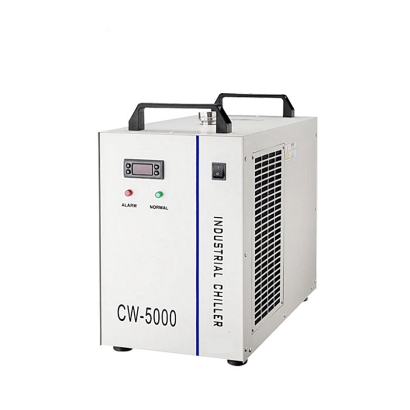 S&A  water chiller cooling system  CW3000 for CO2 W1 T1 80W laser tube enlarge