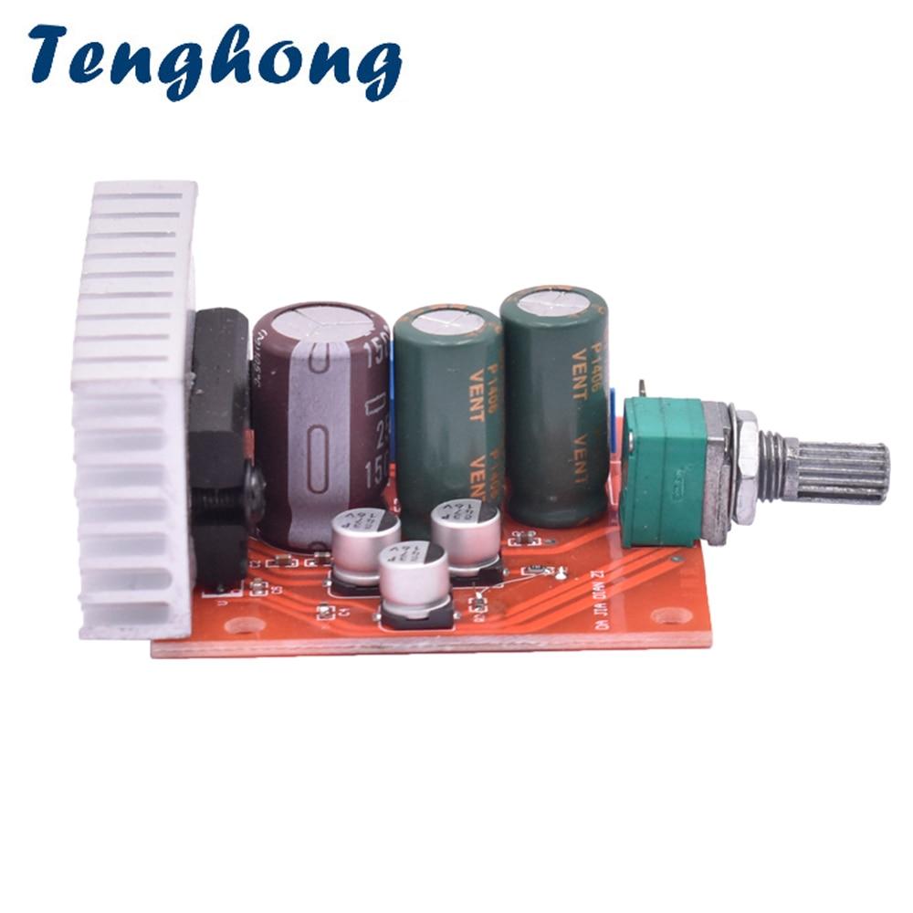 Sighong-placa amplificadora de potencia TA7240AP, preamplificador de cabeza de cinta de 5,8...