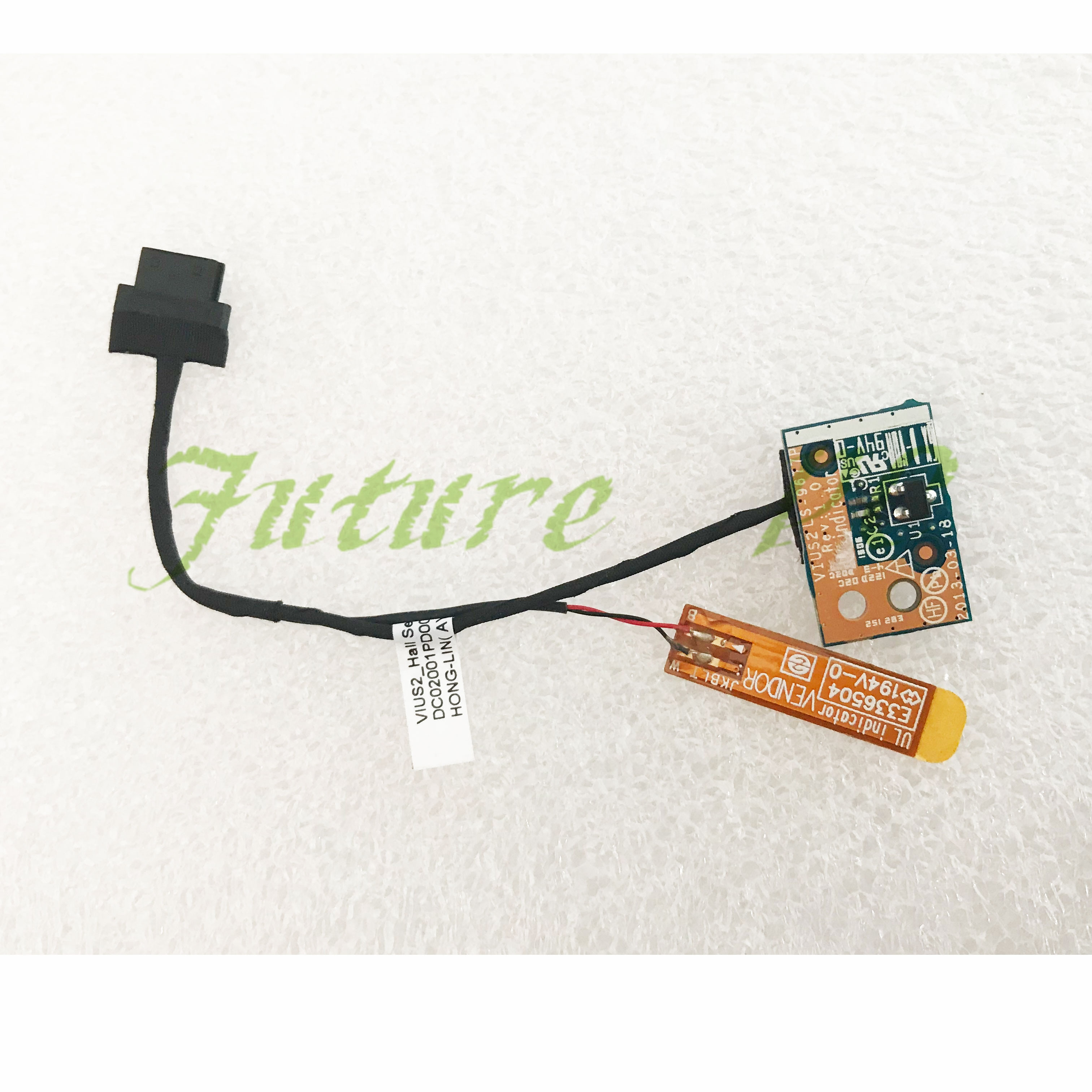 Für LENOVO 04X1660 S531 S540 kabel sensor kleine bord DC02001PD00