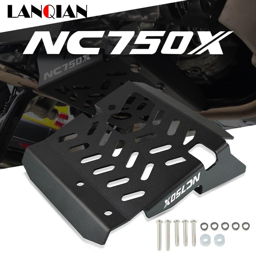 Plaque de dérapage pour moto Honda NC750X, Protection pour châssis de moteur, NC 750X NC 750X2017, 2018, 2019 et 2020, accessoires