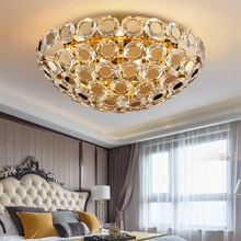 YOOGOO or cristal plafonniers vague point salon lampe créative Art déco couloir luminaires