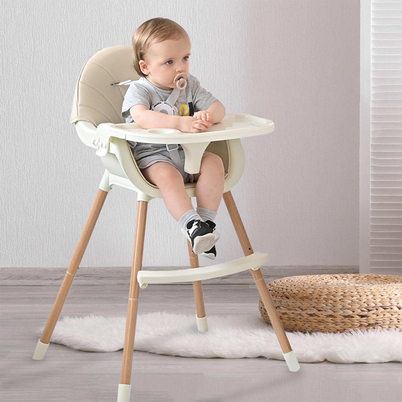 Детское обеденное кресло, складное портативное детское кресло с высоким столом, многофункциональное сиденье с ремнем Selt, съемная обеденная...