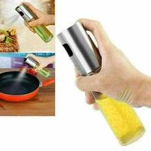 2020 chaud en acier inoxydable Olive pompe vaporisateur bouteille huile pulvérisateur huiler Pot Barbecue Barbecue outil de cuisson peut Pot ustensiles de cuisine outil de cuisine