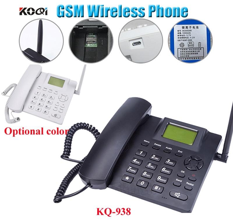 هاتف مكتب لاسلكي ثابت ، GSM ، 850/900/1800/1900MHz