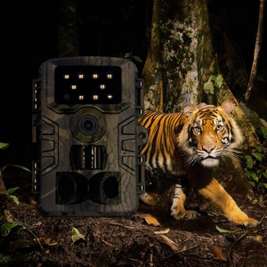 1080P Standalone Outdoor IP66 waterproof Hunting Camera wide life surveillance trail camera video recorder night vision PR700