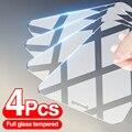 4 बातें। IPhone 12 के लिए टेम्पर्ड ग्लास 12 7 8 6 प्लस स्क्रीन रक्षक iPhone X XS XR 11 12 प्रो मैक्स 12 मिनी सुरक्षात्मक ग्लास के लिए