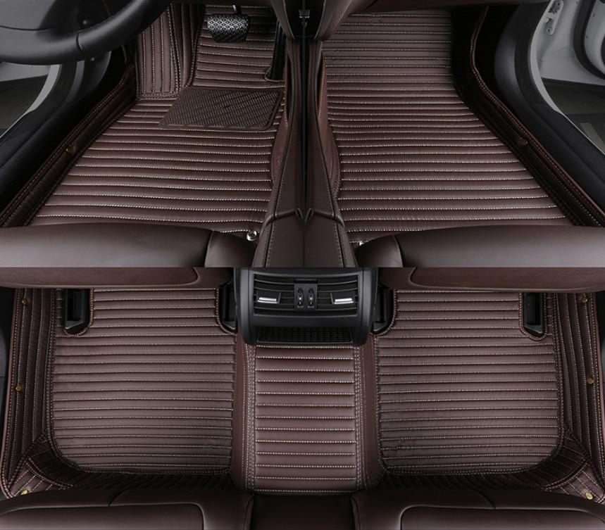 Высококачественные коврики! Пользовательские автомобильные коврики для Ford C-MAX 2019-2011 водонепроницаемые прочные Автомобильные ковры для C MAX ...
