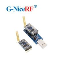 SV610 433MHz RF Transceiver Module Kit ( 1pc SV610 RF Module+1pc TTL USB Bridge Board+1pc Spring Antenna)