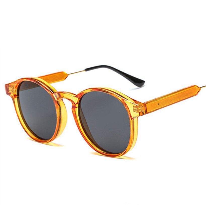 Солнцезащитные очки в стиле ретро UV400 для мужчин и женщин, винтажные брендовые дизайнерские маленькие круглые солнечные очки для вождения, ...