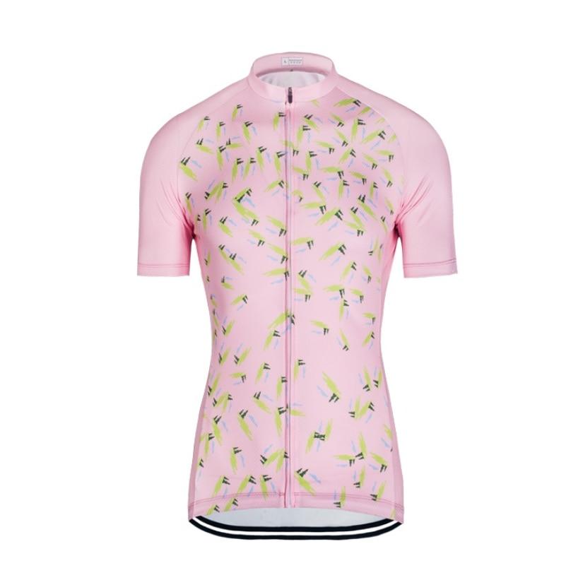2020 nuevo jersey de ciclismo para mujer ropa de ciclismo de manga...