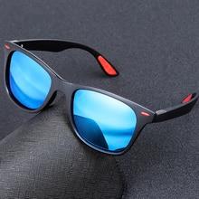Fashion Brand Designer Polarized Sunglasses Men Women Driving Square Frame Sun Glasses Male Goggle S