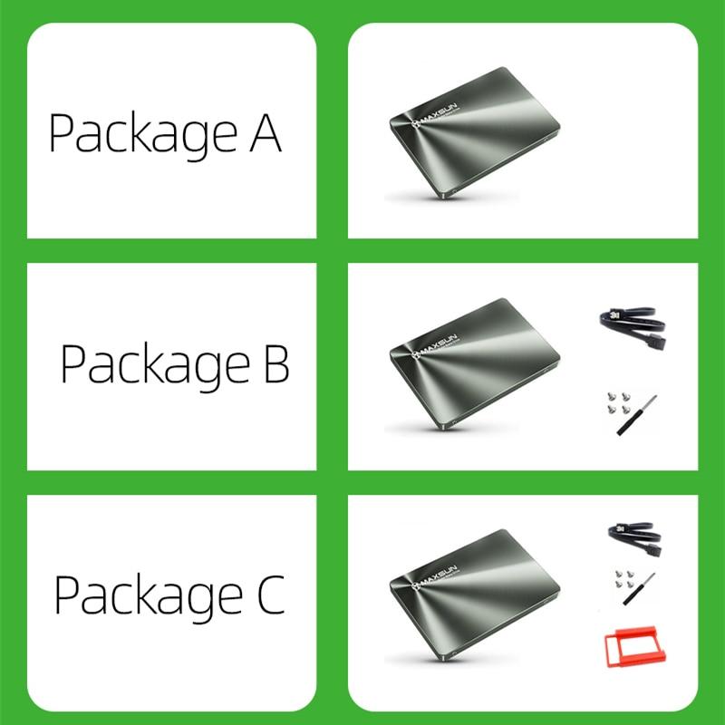 MAXSUN SATA SSD 2.5