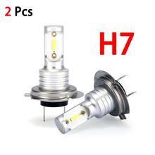 Kit de Conversion de 360 degrés   Angle de faisceau de 6000 degrés H7 et faisceau Hi/Lo 55W 8000LM K Super lumineux, vente en gros CSV