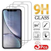 3 шт. закаленное стекло высокой четкости для Motorola Moto G6 Plus Play G5S G5 защита для экрана