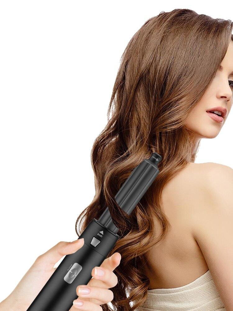 5 In 1 Multifunctional Air Dryer Wrap Hair Brush Hair Blower Brush Hot Air Styler Comb One Step Hairdryer Electric Curling Iron enlarge