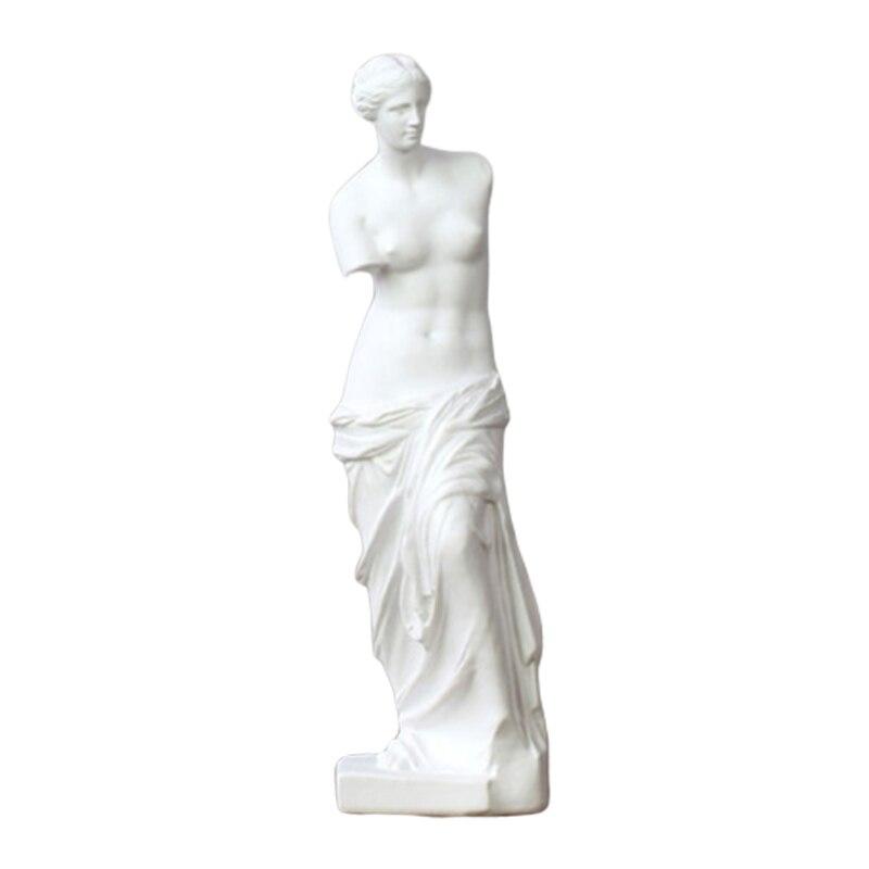 Casa Europeia Braço Quebrado Venus Molde Forma Deusa Decoração Resina Estátua Moderna Arte Abstrata Criatividade 3d
