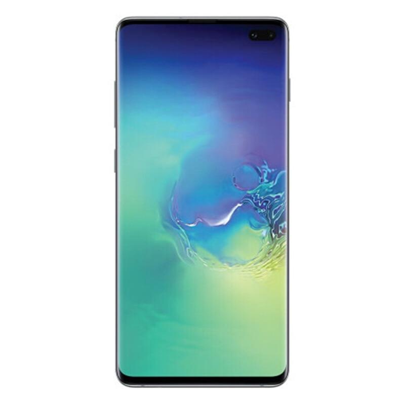 Фото5 - Samsung Galaxy S10 + g975U/U1 S10 Plus, 8 Гб ОЗУ 512 Гб ПЗУ, мобильный телефон Snapdragon 855 восемь ядер, 6,4 дюйма, 16 МП и двойная камера 12 Мп, NFC