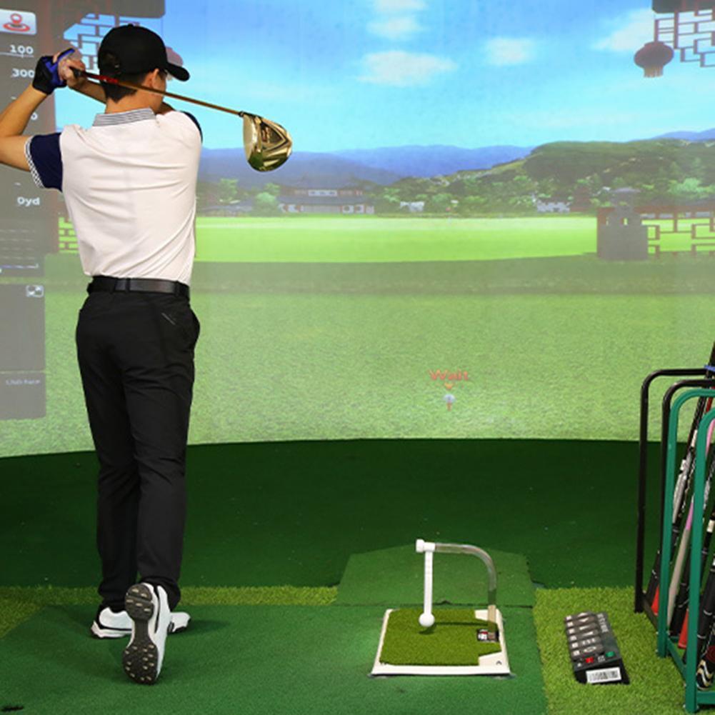 PGM Golf Putter Trainer Thicken Professional 360 Degree Rotation PE Golf Swing Practice Putting Mat Golf Traninning Supplies