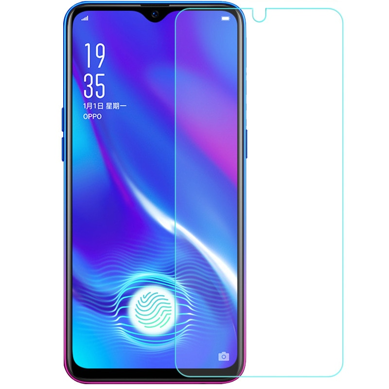Tempered Glass for OPPO K1 Protective Glas Screen Protector