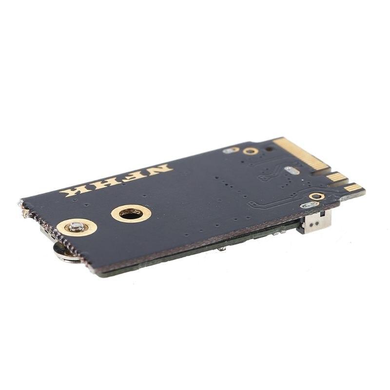 BCM943224PCIEBT2 Bluetooth 4.0 M.2 Key A/E Wireless WiFi Card for mac OS 62KA enlarge