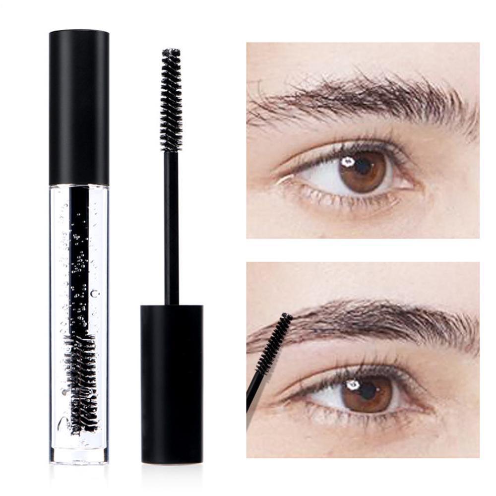 Klar Augenbraue Gel Wasserdicht Transparent Augenbraue Feste Gel Lang Anhaltende Wimpern Fix Gel Kosmetik Make-Up Augenbraue Festen