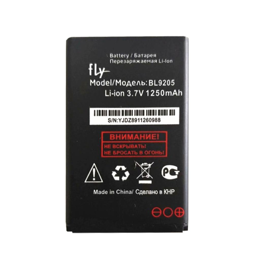 BL9205 BL 9205 аккумулятор телефона для FLY FF247 Ezzy trendy 3 BL9205 батареи мобильного телефона