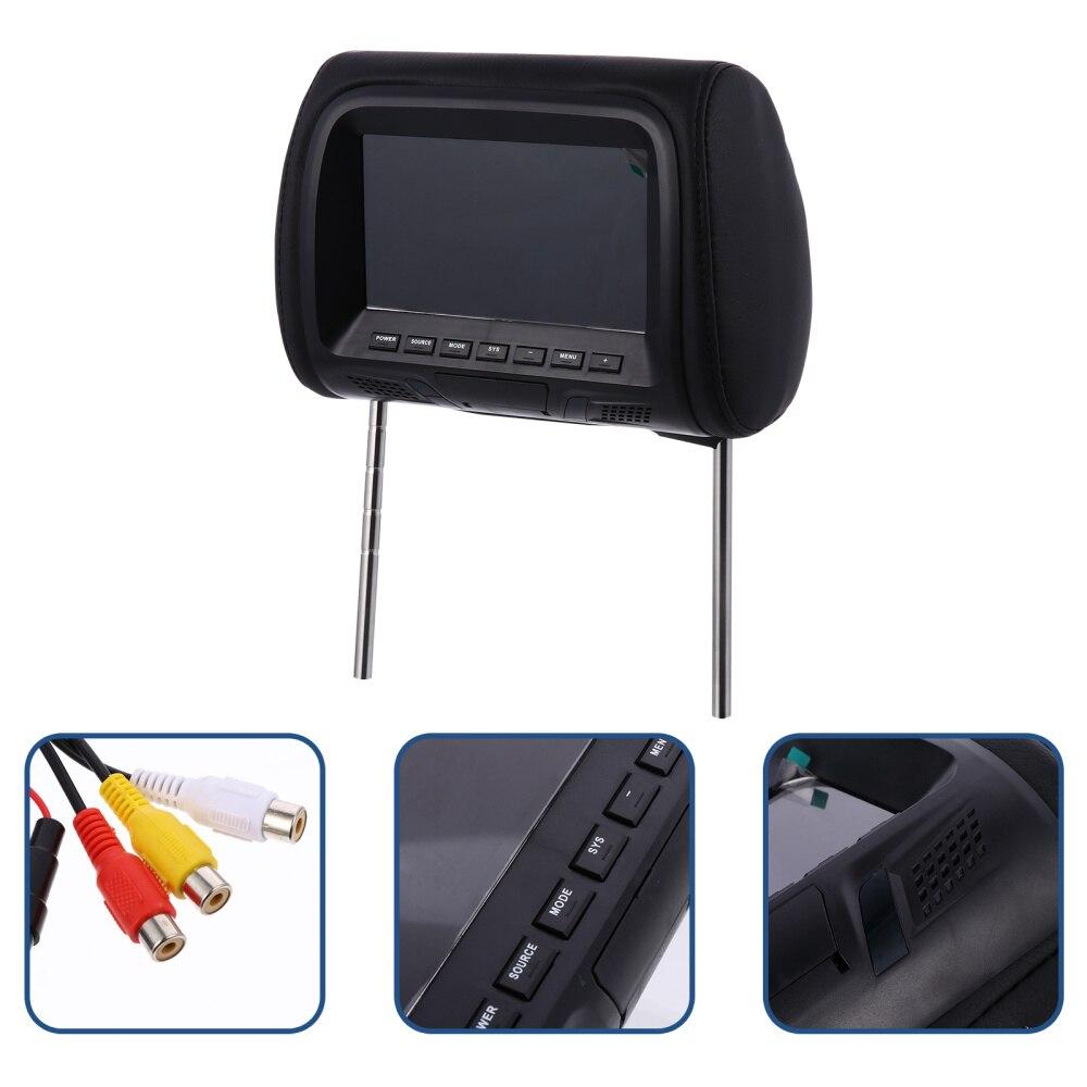 Автомобильный MP5 экран дисплея 7-дюймовый телефон заднее сиденье видеоплеер