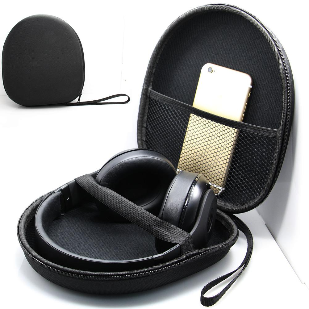 EVA Hard Shell Earphone Protective Case Cover Headphones Bag Travel Box For SONY Headband Headset Ca