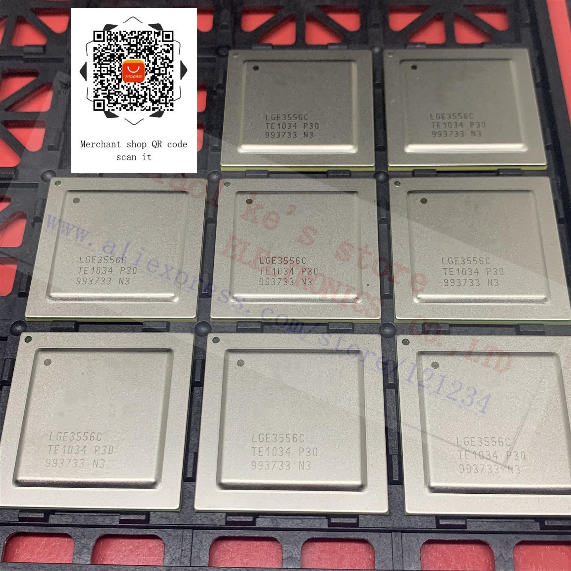 100% original novo; lge3556cp lge3556c lge3556 hd lcd tv chip novo local original