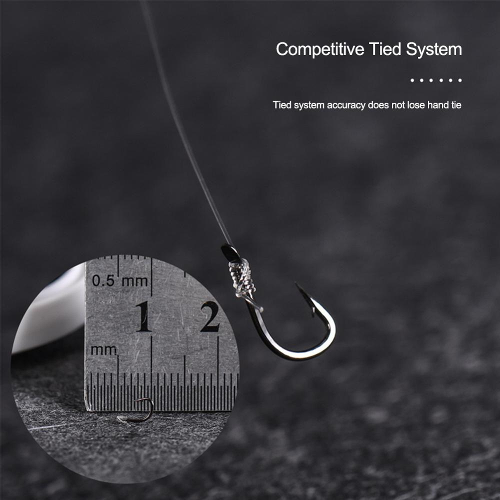 Portable Electric Fishing Hook Tier Machine Fishing Accessories Tie Fast Fishing Hooks Line Tying Device Equipment free shipping enlarge