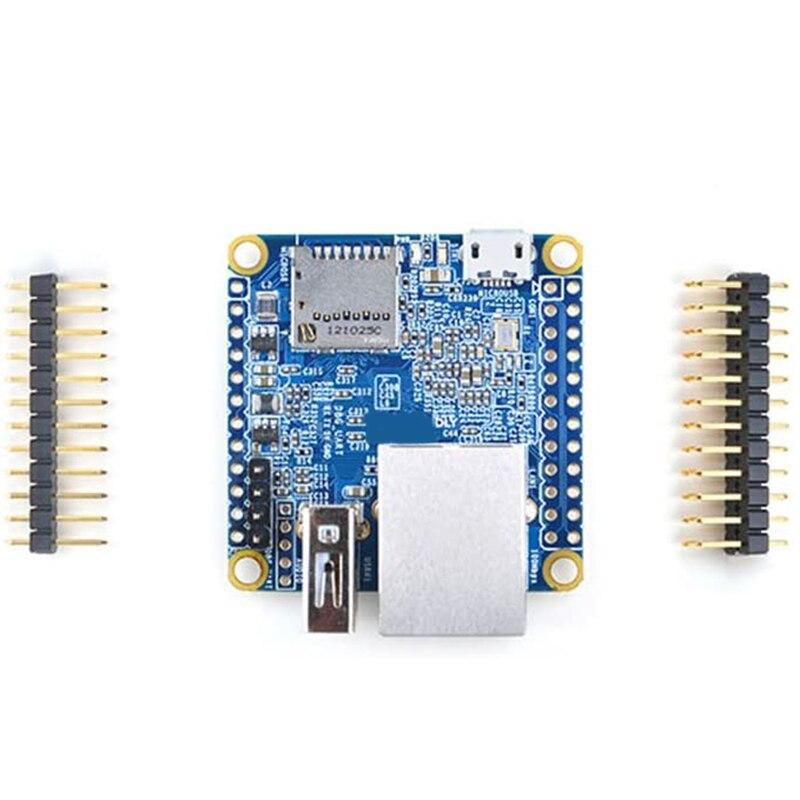 NanoPi NEO مفتوحة المصدر Allwinner H3 مجلس التنمية سوبر التوت فطيرة رباعية النواة Cortex-A7 DDR3 RAM 512MB تشغيل أوبونتو كور