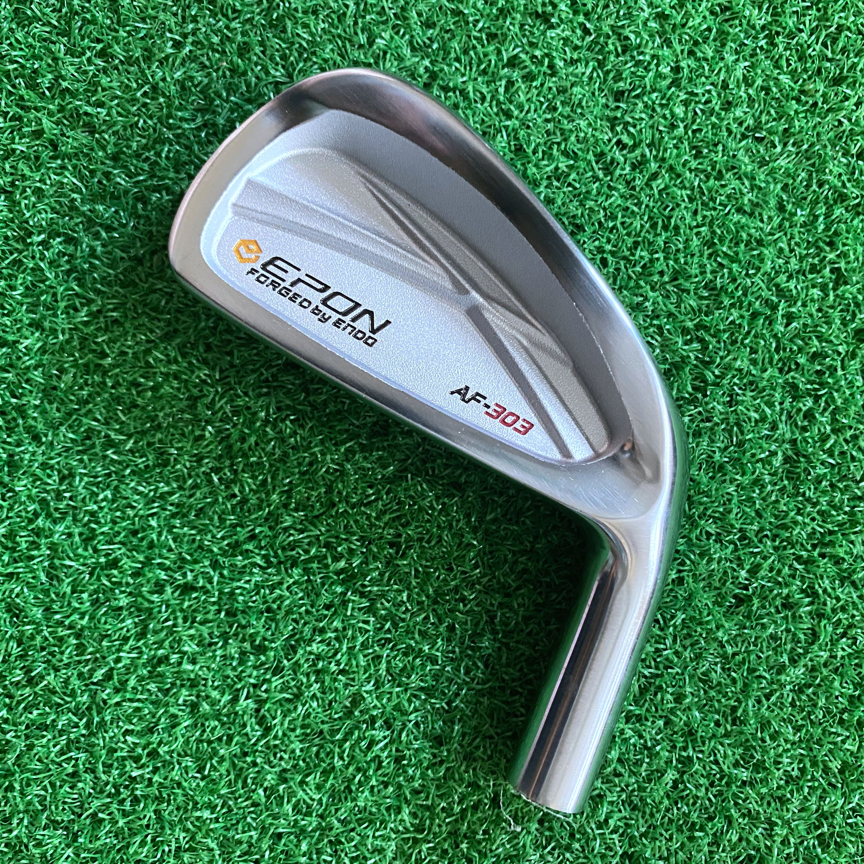 Golf Clubs Irons Head 4-P 7pcs EPON No Shaft Free Shipping Forged Soft Iron