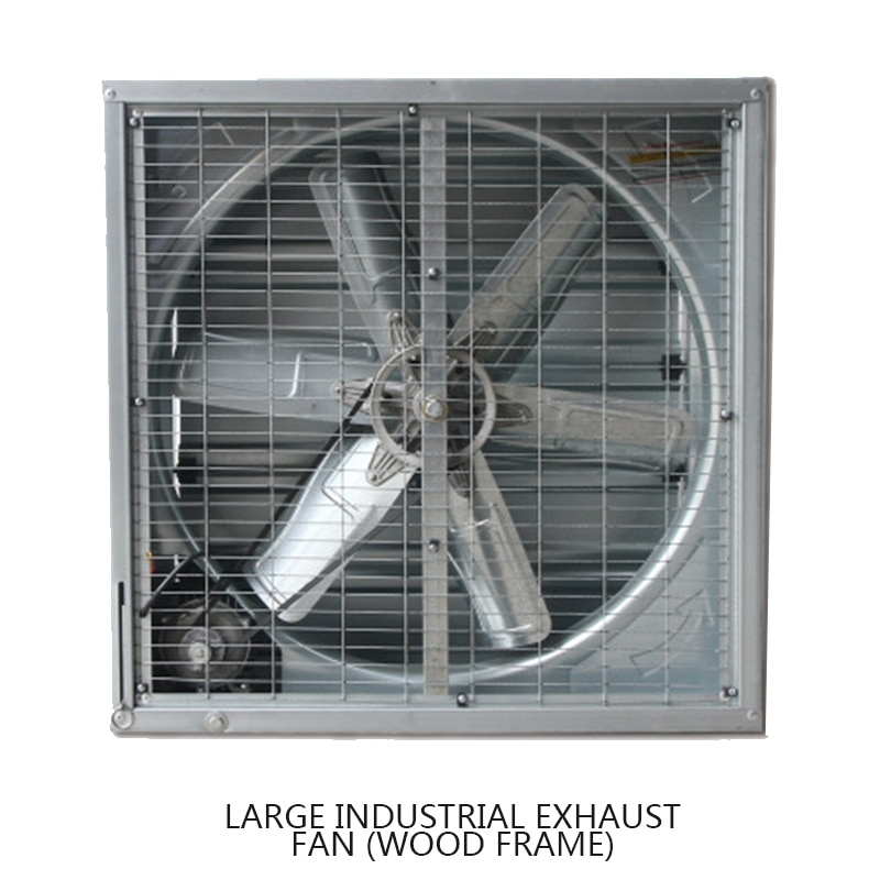 Low Noise Negative Pressure Large Industrial Factory High Power Ventilation Exhaust Air Conditioning Fan Ventilation Equipment enlarge