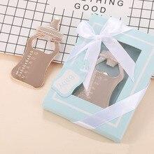 Ouvre-bouteille bouteille rose et bleu   Cadeaux de retour pour invités, fournitures de fête danniversaire, prix en gros
