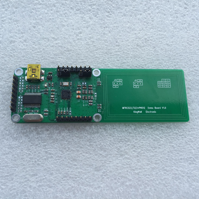 Макетная плата PN512/макетная плата RFID/макетная плата NFC