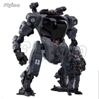 118 joytoy action robot north snark commando firehammer assault mecha with figure soldier collection model toys birthday gift