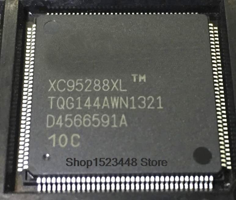 10 قطعة/الوحدة جديد XC95288XL-10TQG144C XC95288XL TQG144 XC95288XL-TQG144 XC95288XL-10TQ144C TQFP144