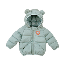 Winter Children's Jacket Boys and Girls Baby Cotton Clothing Boys and Girls Cotton Jacket Cotton Clo