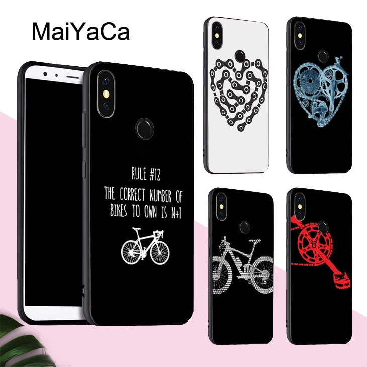 MaiYaCa-funda para Xiaomi Redmi Note 7, 8, 9 Pro, K30, 8T, 9S, 7A, 8A, Mi 9T, 9, 10 Lite, A3, Max3 y Mix3