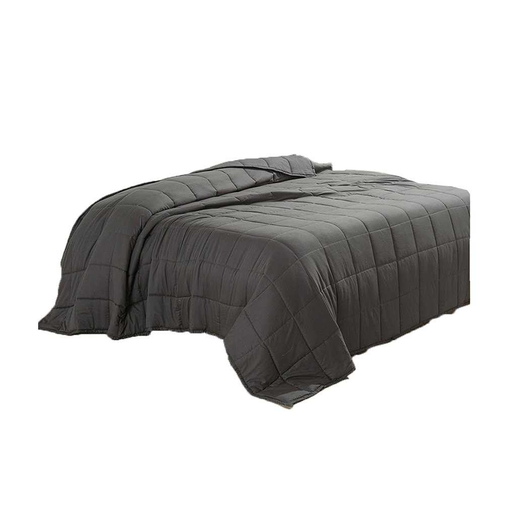 Gravity Blanket Soft Dual Sided Weighted Blanket Perfect Weighed Compression Soft Gravity Quilt Dual Sided Duvet Cover