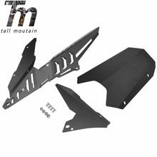 YZF-R3 R25 MT03 Rear Fender Spatbord & Chain Guard Cover Kit Voor Yamaha Yzf R25 R3 MT-03 2013 2014 2015 2016 2017 2018 2019 2020
