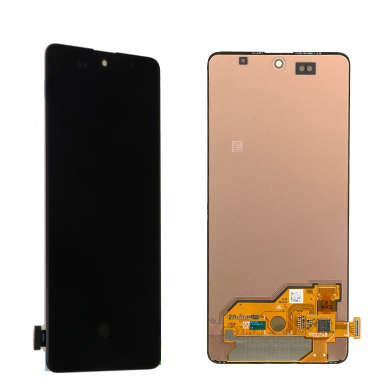 """6.5""""Original AMOLED For Galaxy A51 LCD A515 A515F A515F/DS A515FD Display Touch Screen Digitizer Sensor Assembly  Replacement enlarge"""