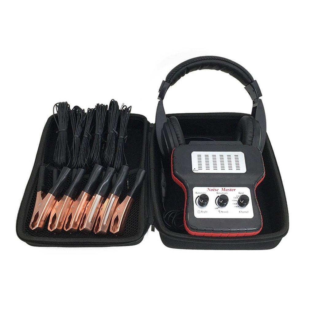 Автомобильный Электрический стетоскоп, автомобильный шумоискатель, диагностический детектор, устройство для прослушивания, многоканальн...